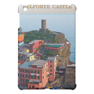 Cinque Terre - castillo de Vernazza Belforte
