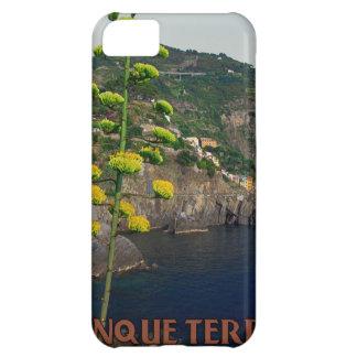 Cinque Terre - Century Plant Cover For iPhone 5C