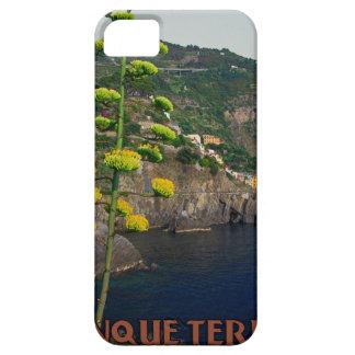 Cinque Terre - Century Plant iPhone 5 Covers
