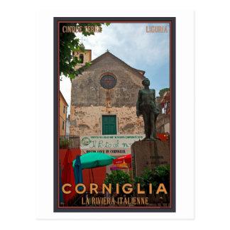 Cinque Terre - Corniglia Postal