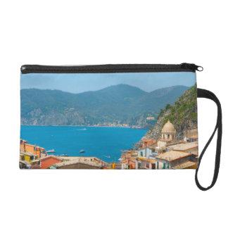 Cinque Terre in the Italian Riviera Wristlet Purse