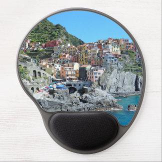 Cinque Terre, Italia Alfombrilla Gel