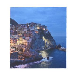 Cinque Terre, Italia Bloc