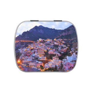 Cinque Terre, Italia Latas De Caramelos