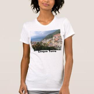 Cinque Terre Italia Camiseta