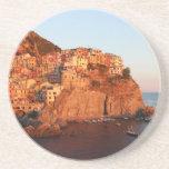 Cinque Terre, Italia Posavasos Personalizados