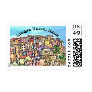 Cinque Terre, Italia Postage