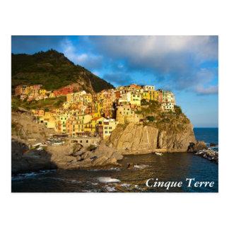 Cinque Terre, Italia Postal
