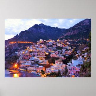 Cinque Terre, Italia Póster