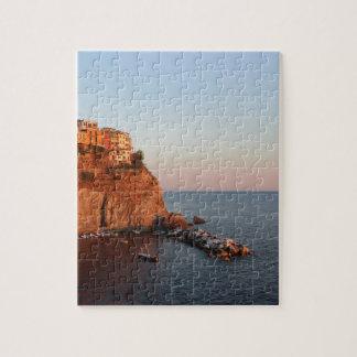 Cinque Terre, Italia Rompecabezas Con Fotos