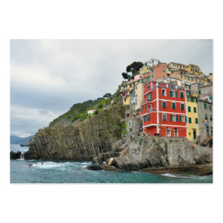 Cinque Terre, Italy 2015 pocket calendar Business Cards