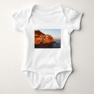 Cinque Terre, Italy Baby Bodysuit