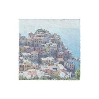 Cinque Terre, Italy Stone Magnet