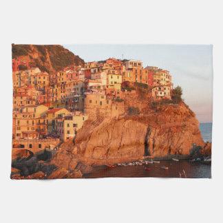 Cinque Terre, Italy Hand Towel