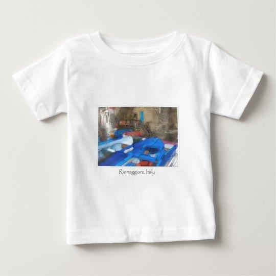 Cinque Terre Italy | Italian Riviera Baby T-Shirt