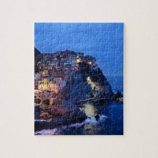 Cinque Terre, Italy Jigsaw Puzzle