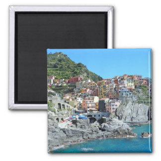Cinque Terre, Italy Magnet