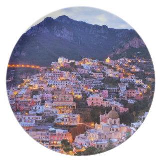 Cinque Terre, Italy Melamine Plate