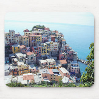 Cinque Terre, Italy Mouse Pad