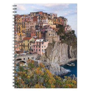 Cinque Terre, Italy Notebook