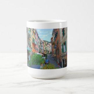 Cinque Terre Italy Photo Mug