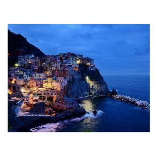 Cinque Terre, Italy Post Card