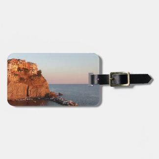 Cinque Terre, Italy Travel Bag Tags