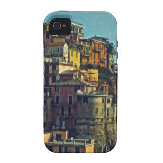 Cinque Terre Itl4015 Case-Mate iPhone 4 Cover