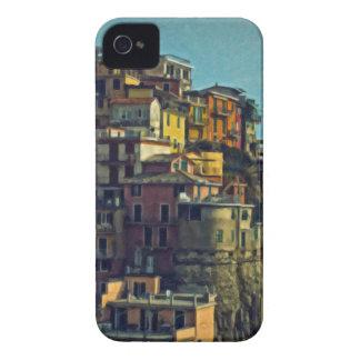 Cinque Terre Itl4015 iPhone 4 Cases