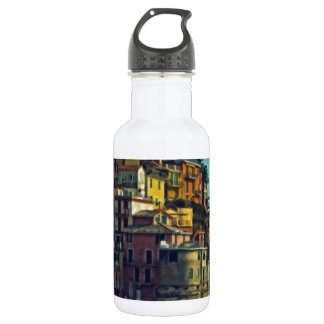 Cinque Terre Itl4015 Stainless Steel Water Bottle