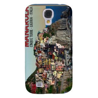 Cinque Terre - la ciudad de Manarola