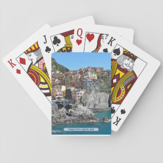 Cinque Terre, Liguria, Italy Card Decks