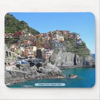 Cinque Terre, Liguria, Italy Mouse Pad