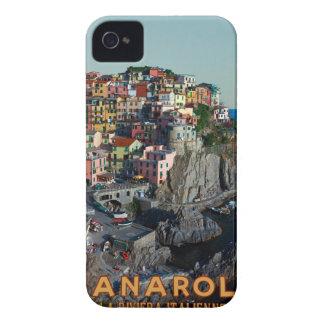 Cinque Terre - Manarola iPhone 4 Case-Mate Fundas