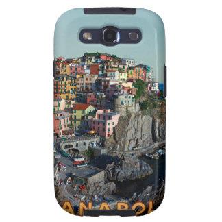 Cinque Terre - Manarola Samsung Galaxy S3 Coberturas