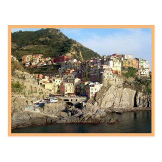 Cinque Terre (Manarola) Postcard
