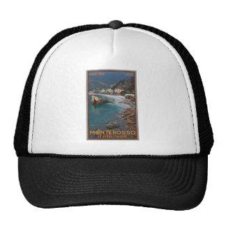 Cinque Terre - Morning Monterosso Beach Trucker Hat
