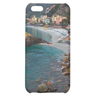 Cinque Terre - Morning Monterosso Beach Cover For iPhone 5C