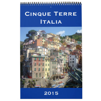 cinque terre photography 2015 calendar
