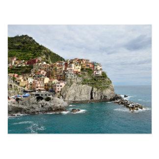 Cinque Terre, postal del calendario de Italia 2015
