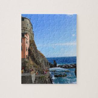 Cinque Terre Rompecabezas Con Fotos