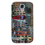 Cinque Terre - Riomaggiore Houses Samsung Galaxy S4 Cover