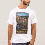 Cinque Terre - Riomaggiore T-Shirt