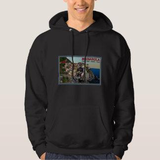 Cinque Terre - The Town of Manarola Hoodie