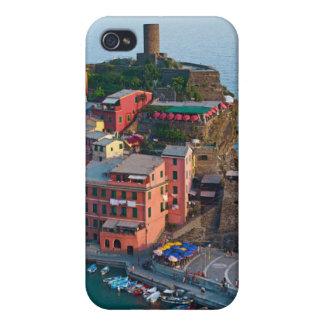 Cinque Terre - Vernazza Belforte Castle Case For iPhone 4