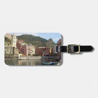 Cinque Terre (Vernazza Harbor) Luggage Tag