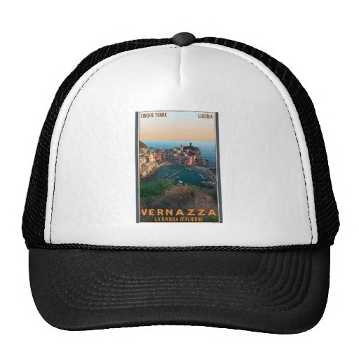 Cinque Terre - Vernazza Hats