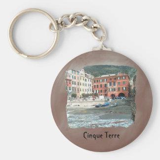 Cinque Terre - Vernazza Keychain