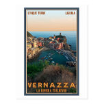 Cinque Terre - Vernazza Post Card