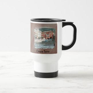 Cinque Terre - Vernazza Travel Mug